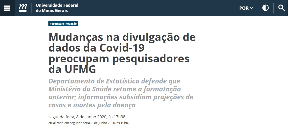 noticia UFMG
